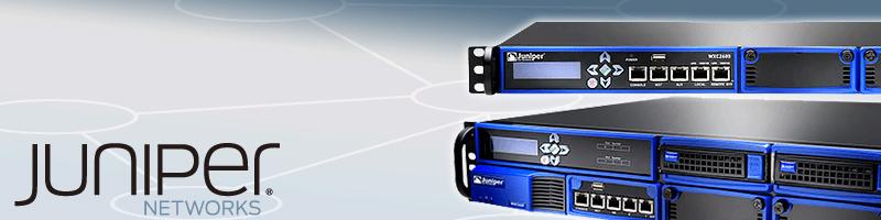 Juniper Networks スプラッシュ画像