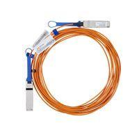 Mellanox active fiber cable, IB QDR/FDR10, 40Gb/s, QSFP, 20m画像
