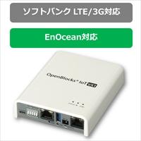 OpenBlocks IoT VX1 LTE/3Gモジュール(ソフトバンク)搭載+EnOceanモジュール搭載画像