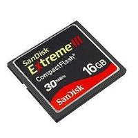 サンディスク ExtremeIII CF 16GB SDCFX3-016G-J31 (SDCFX3-016G-J31)画像