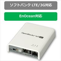 PLAT'HOME OpenBlocks IoT EX1 ACアダプタ付属 LTE/3Gモジュール(ソフトバンク版) + EnOceanモジュール搭載 (OBSEX1G/ACB-SLA-EEA)画像