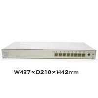 【キャンペーンモデル】PShare A8 + PS/2ケーブル 1.8m 4本 バンドルセット