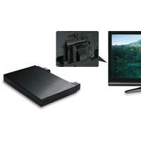 2.5外付HDD/薄型TV用 2.5HDD&接続キット/500GB