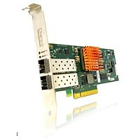 2-port Low Profile 10GbE UWire Adapter with PCI-E x8 Gen 2, 32K conn. Direct Attach