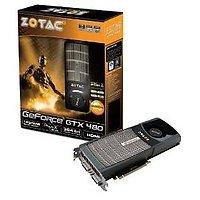 ZOTAC GeForce GTX480 - Dual slot