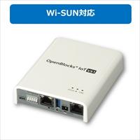 OpenBlocks IoT VX1+Wi-SUNモジュール搭載画像