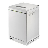 I.O DATA 大容量ネットワークハードディスク「LANDISK Home」 500GBx2 (HDL4-G1.0/2D)画像