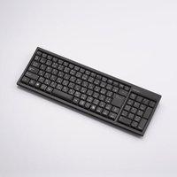 パンタグラフ式キーボード/103キー/Bluetooth/Mサイズ/ブラック
