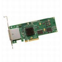 【キャンペーンモデル】HBA CARD PCI/PCI-E SAS 3G(LSI-SAS3801E) SFF-8088 miniSAS port