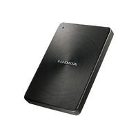 USB 3.0/2.0 ポータブルハードディスク「カクうす」2.0TB ブラック画像